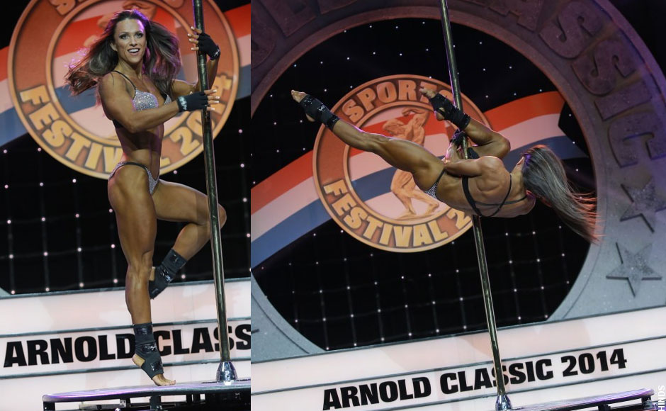 Arnold Classic 2014 Fitness International