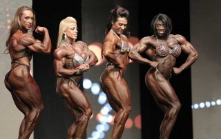 Iris Kyle vince il Ms Olympia 2014